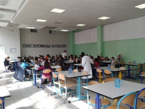 Salle du réfectoire